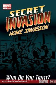 Secret Invasion: Home Invasion Digital Comic #4