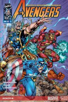 Avengers (1996) #8