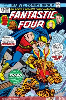 Fantastic Four #165