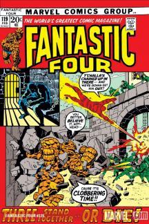 Fantastic Four #119