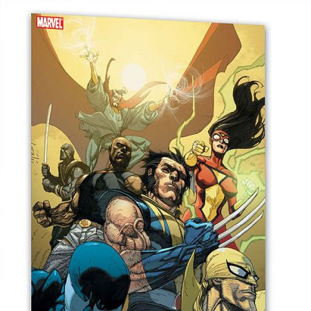 NEW AVENGERS VOL. 6: REVOLUTION #0