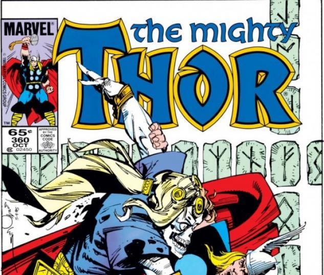 Thor (1966) #360