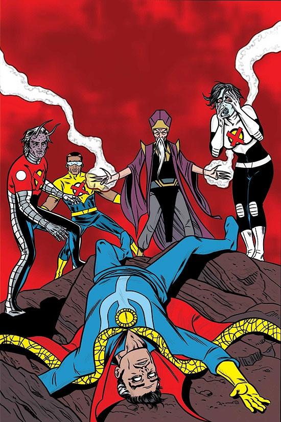X-Statix Presents: Dead Girl (2006) #5