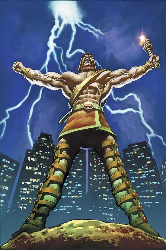 Hercules: New Labors of Hercules (Trade Paperback)