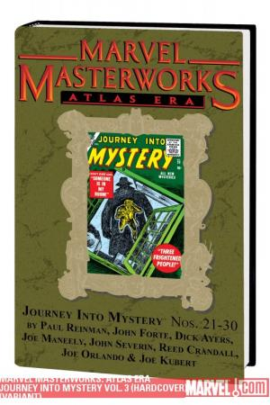 Marvel Masterworks: Atlas Era Journey Into Mystery Vol. 3 (2010 - Present)