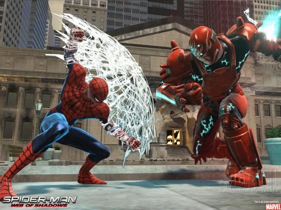 Spider-Man: Web of Shadows #3