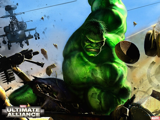 how to get hulk in marvel ultimate alliance 2