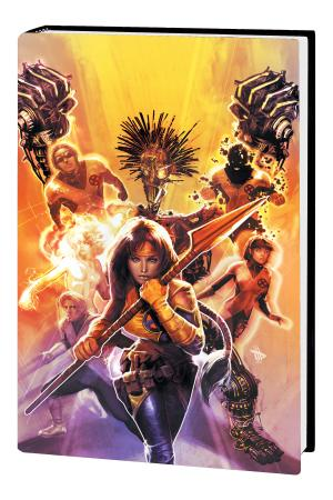 New Mutants: Fall of the New Mutants (Hardcover)