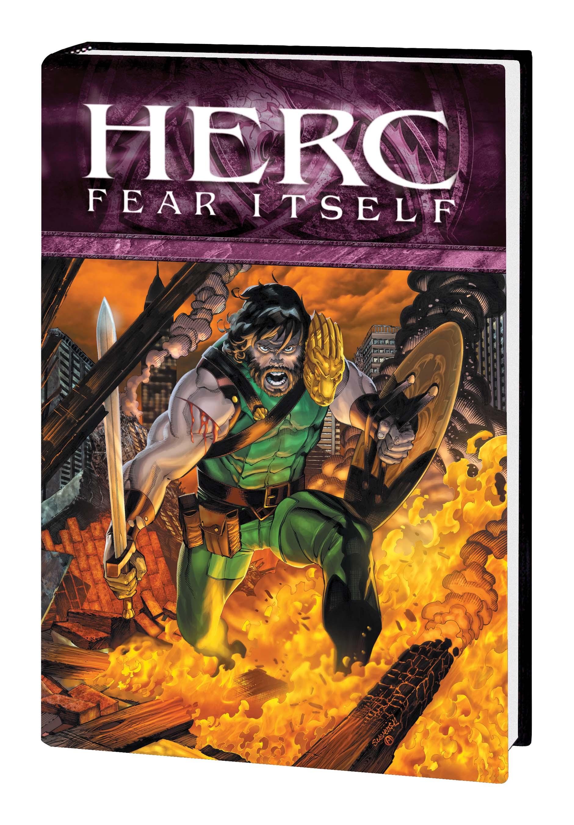 FEAR ITSELF: HERC PREMIERE HC (Hardcover)