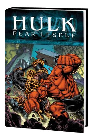 FEAR ITSELF: HULK PREMIERE HC (Hardcover)