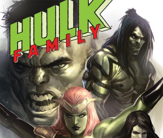 Hulk Family (2008) #1