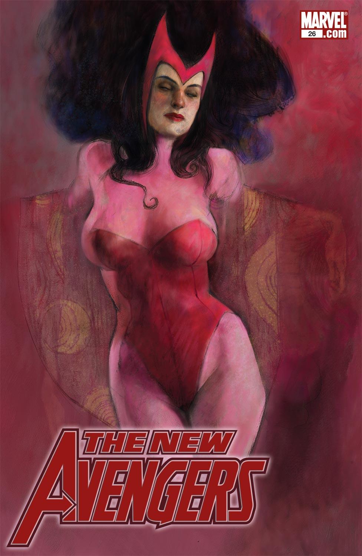 New Avengers (2004) #26