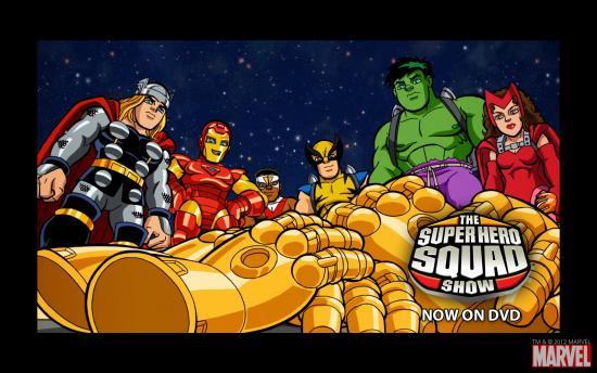 Super Hero Squad: Infinity Gauntlet Wallpaper #2