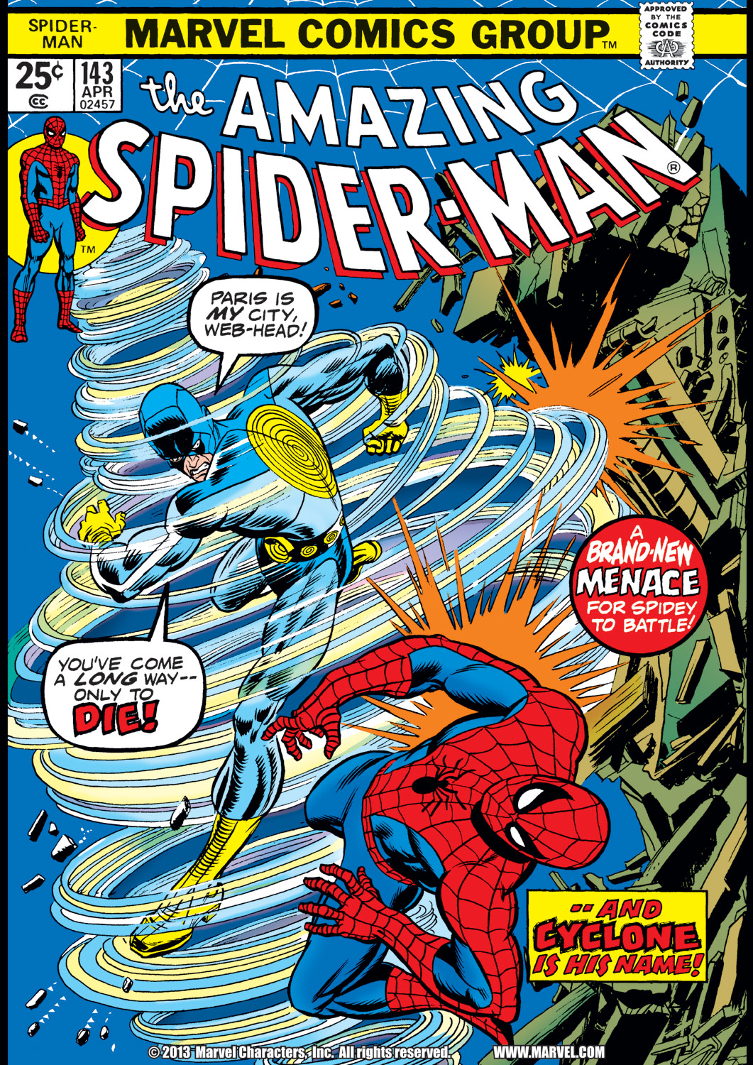 The Amazing Spider-Man (1963) #143