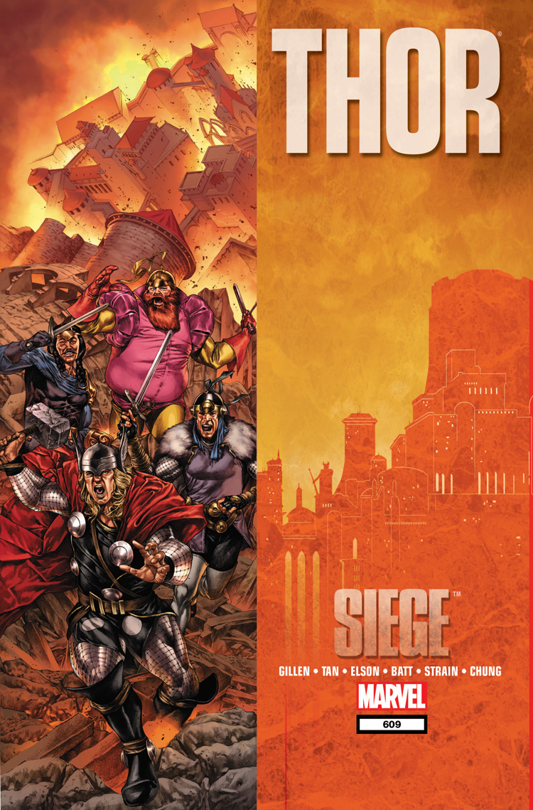 Thor (2007) #609