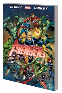 AVENGERS ASSEMBLE BY BRIAN MICHAEL BENDIS TPB (Trade Paperback)