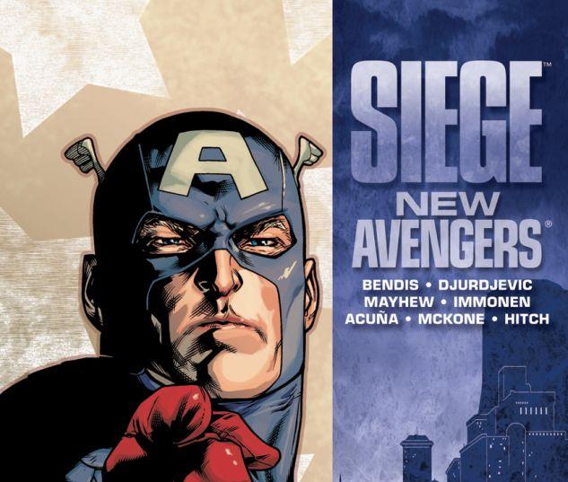 Siege: New Avengers TPB