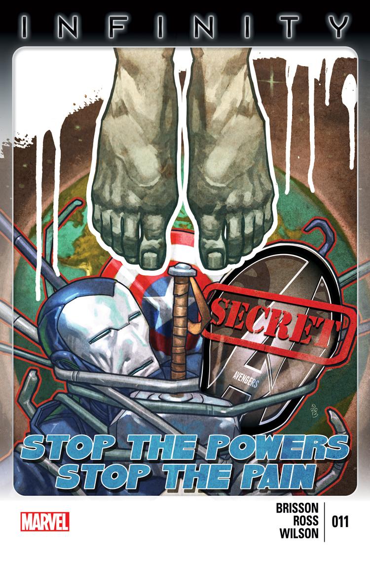 Secret Avengers (2013) #11