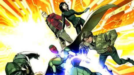 Marvel AR: Avengers A.I. #1 Cover Recap