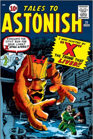 Tales to Astonish (1959) #20