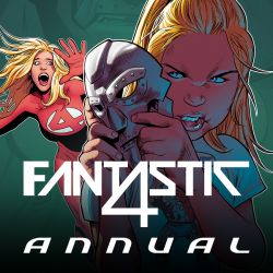 Fantastic Four Annual (2014)
