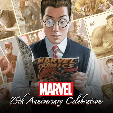 MARVEL 75TH ANNIVERSARY CELEBRATION 1 (2014)