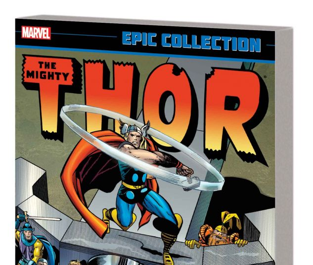 THOR EPIC COLLECTION: TO WAKE THE MANGOG TPB