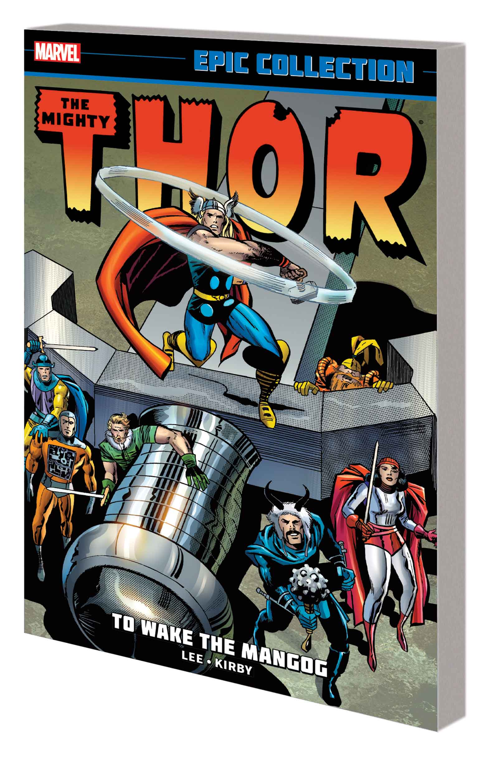 Thor Epic Collection: To Wake the Mangog (Trade Paperback)