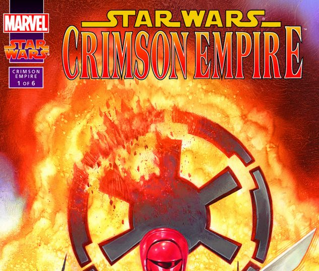 Star Wars: Crimson Empire (1997) #1