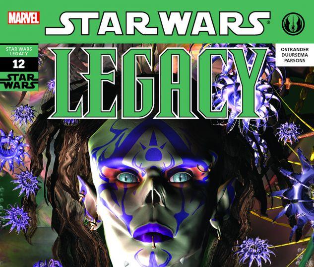 Star Wars: Legacy (2006) #12