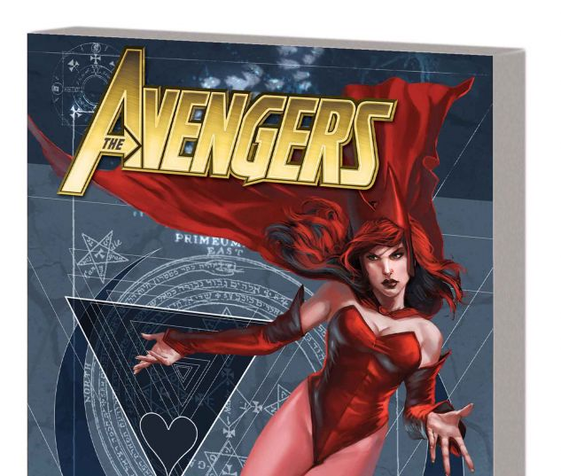 AVENGERS: SCARLET WITCH BY DAN ABNETT & ANDY LANNING TPB