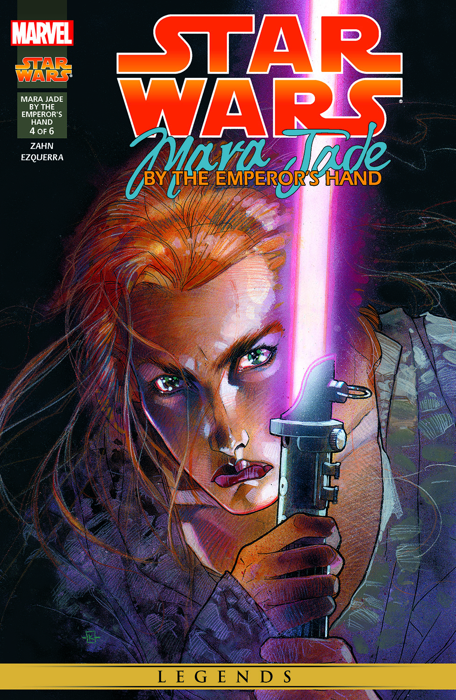 Star Wars: Mara Jade - By the Emperor's Hand (1998) #4