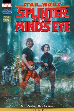 Star Wars: Splinter Of The Mind'S Eye #1