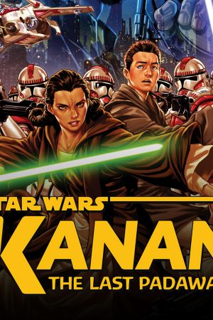 Kanan - The Last Padawan (2015 - 2016)