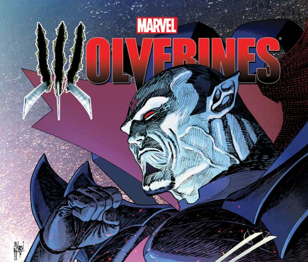 WOLVERINES 16 (WITH DIGITAL CODE)