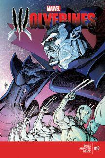 Wolverines #16