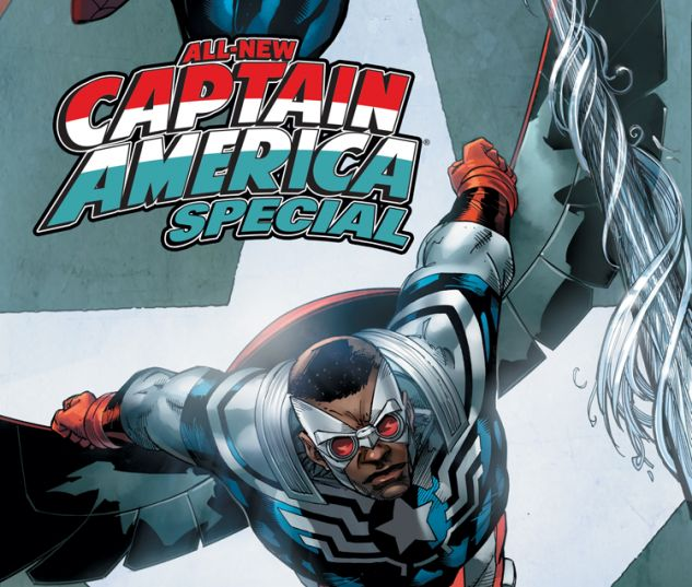 ALL-NEW CAPTAIN AMERICA SPECIAL 1 KUBERT CONNECTING VARIANT (WITH DIGITAL CODE)