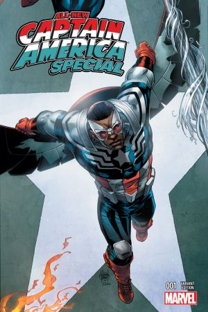 ALL-NEW CAPTAIN AMERICA SPECIAL (2015) #1 (Kubert Connecting Variant)