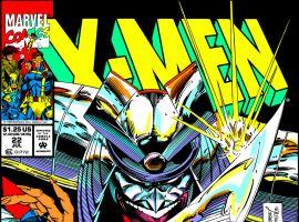 X-Men (1991) #22