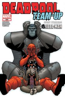 Deadpool Team-Up (2009) #889