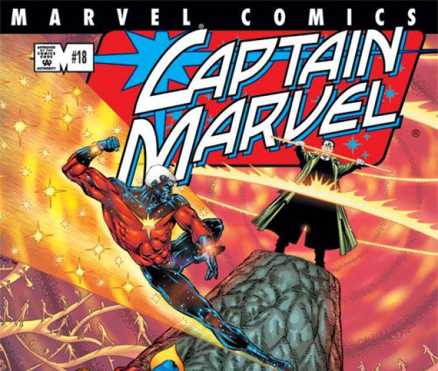 Captain Marvel Vol. 3: Crazy Like a Fox (Trade Paperback ...