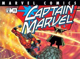 Captain Marvel (2000) #18