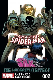 Amazing Spider-Man & Silk: The Spider(fly) Effect Infinite Comic #2