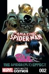 cover from Spider-Man and Silk Spider(fly) Infinite Comic (2016) #2