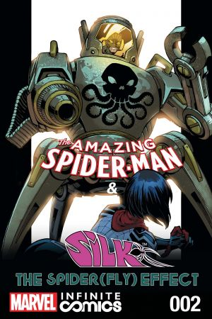 Amazing Spider-Man & Silk: The Spider(Fly) Effect Infinite Comic (2016) #2