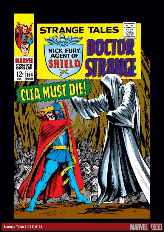 Strange Tales (1951) #154
