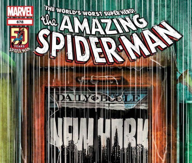 Amazing Spider-Man (1999) #678