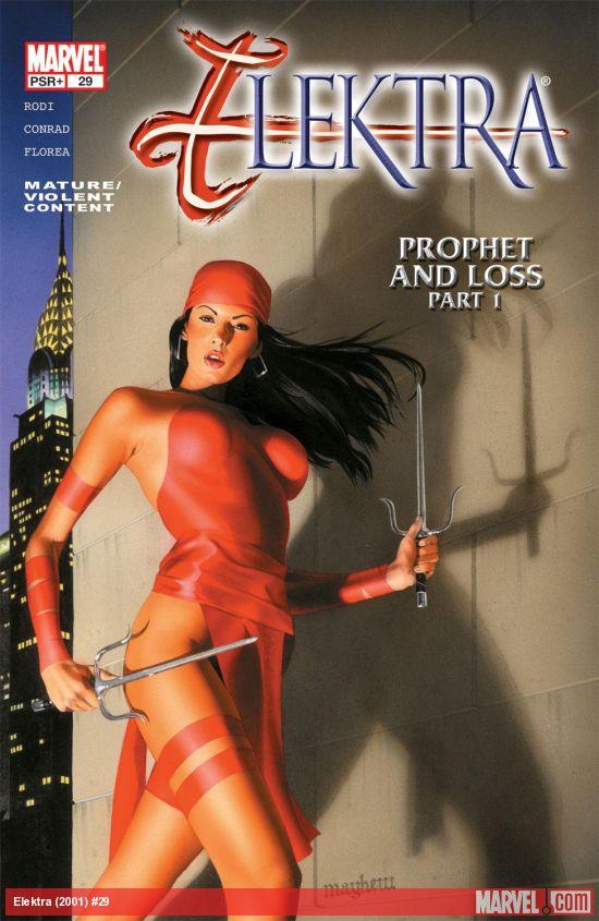 Elektra (2001) #29