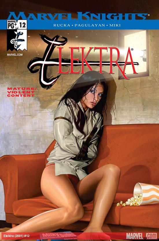 Elektra (2001) #12
