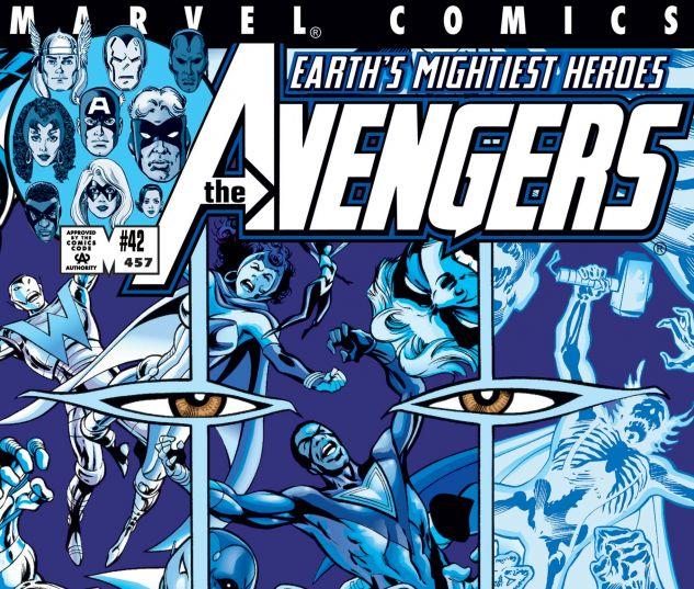 Avengers (1998) #42
